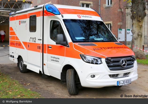 Johannes Berlin RTW 3390