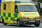 Manchester - Nort West Ambulance Service - Ambulance