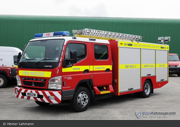 Crediton - Devon & Somerset Fire & Rescue Service - LRP