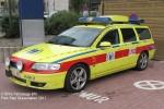 Namur - SMUR Centre Hospitalier Régional - NEF (a.D.)