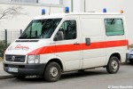 Krankentransport Europa Ambulance - KTW (B-RE 4304)