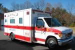 Antrim - FD - Ambulance 2A1