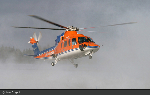 C-GFFJ (Canadian Helicopters)