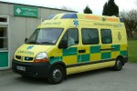 Wombourne - West Midlands Ambulance Service - RTW