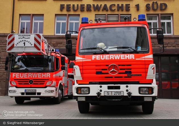 BW - BF Stuttgart - FW 1