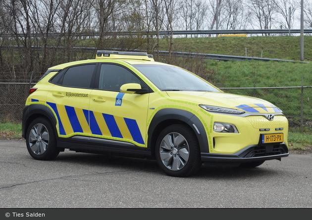 Breda - Rijkswaterstaat - ELW