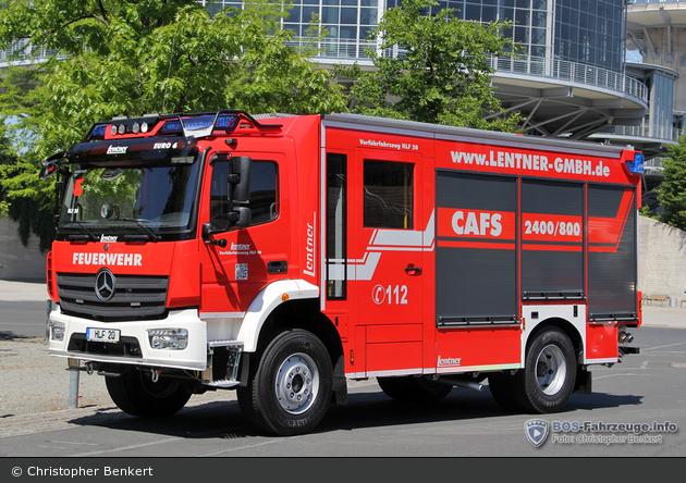 Mercedes-Benz Atego 1529 AF - Lentner - HLF 20