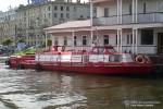 Sankt Petersburg - FW - Löschboot