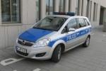 Darmstadt - Opel Zafira - FuStW
