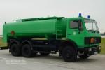 BePo - MB 2222 6x4 -Tankfahrzeug für Hubschrauber (a.D.)