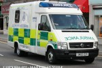 Oban - Scottish Ambulance Service - RTW (a.D.)