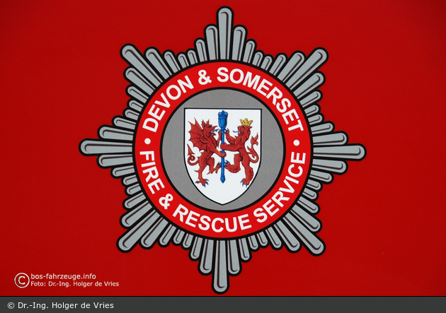 Exeter - Devon & Somerset Fire & Rescue Service - WrL
