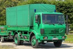 BePo - MB 1017 A - LKW Ladebordwand