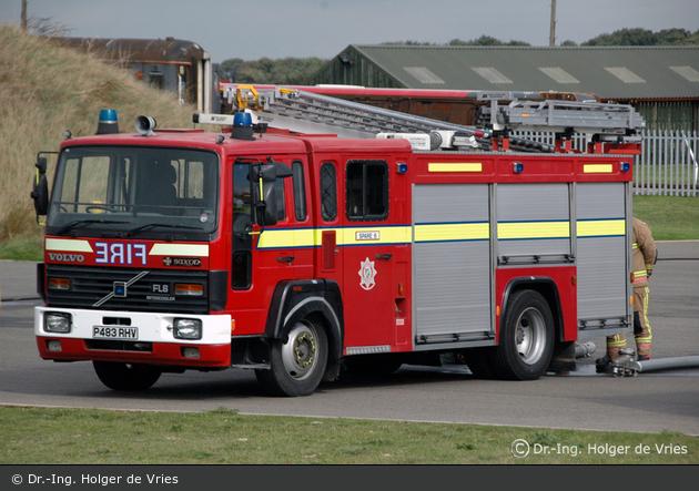 Lincoln - Lincolnshire Fire & Rescue - DPL (a.D.)