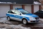 Winsen/Luhe - VW Passat Variant - FuStW