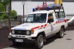 Bergwacht Rettungsfahrzeug Pottenstein (a.D.)