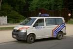 Bruxelles - Police Fédérale - Police des Chemins de Fer - FuStW