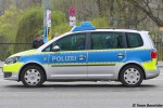 B-7983 - VW Touran - Zugführerfahrzeug VkD