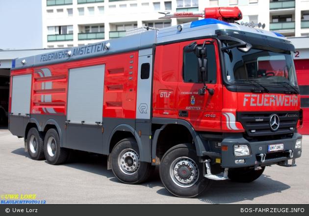 Amstetten - FF - GTLF