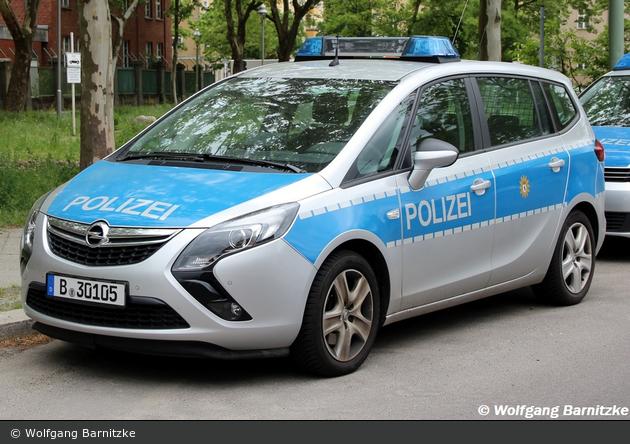 B-30105 - Opel Zafira Tourer - FuStW