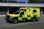 Gävle - Landstinget Gävleborg - Ambulans - 3 26-9130 (a.D.)