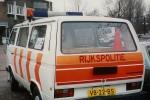 Aalsmeer - Rijkspolitie - FuStW (a.D.)