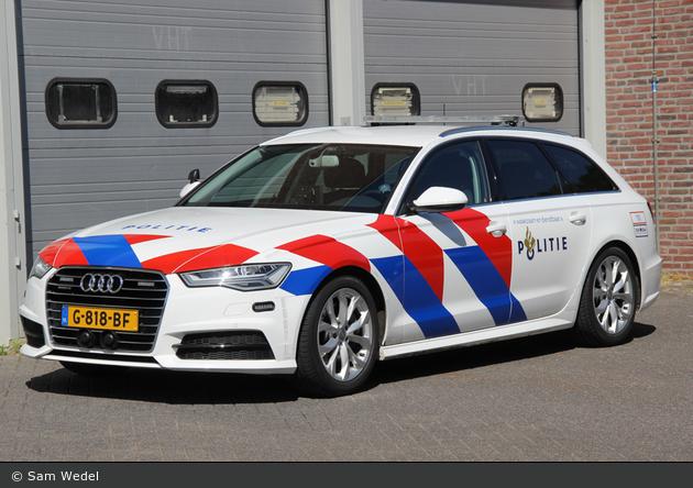Breda - Politie - FuStW