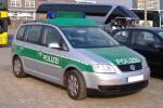 Bremerhaven - VW Touran - FuStW (HB-332)