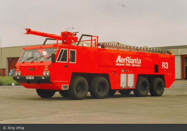 Shannon - Shannon Airport Fire & Rescue Service - FT - R3 (a.D.)