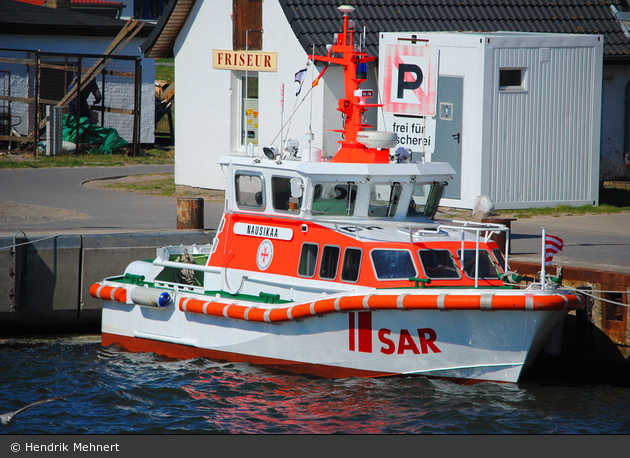Seenotrettungsboot Nausikaa