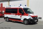 Gänserndorf - ÖRK - RTW - 3-54/007