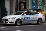 NYPD - Queens - Fleet Services Division - FuStW 4534