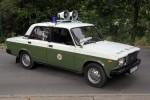 Dresden - Lada 2107 - FuStW