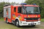 Zelzate - Brandweer - HLF - 418 106