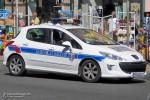 Ajaccio - Police Municipale - FuStW
