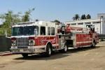 Santa Barbara - Santa Barbara City Fire Department - Truck 001