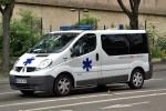 Clichy-la-Garenne - Ambulances New Mansouris - KTW