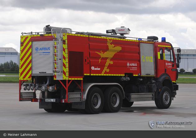 Florian Hamburg Airbus 11/30 (HH-SL 97)
