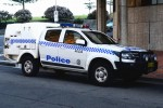 Newcastle - New South Wales Police Force - GefKw - NCC33