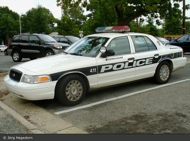 Durham - PD - Patrol Car 411