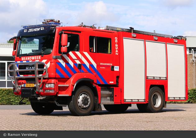 Bronckhorst - Brandweer - HLF - 06-8542