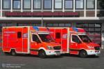 HH - BF Hamburg - F 25 Billstedt - RTW