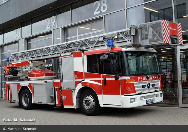 Mercedes-Benz Econic 1828 LL - Rosenbauer - DLK 23-12