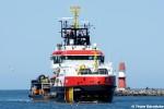 WSA Stralsund - Gewässerschutzschiff - Arkona