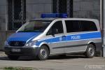 Gera - Mercedes-Benz Vito 115 CDi - FuStW