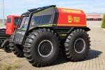 SHERP-Pro - Junghanns Fahrzeugbau - Amphibien Rettungsfahrzeug
