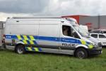 Praha - Policie - 4AJ 9631 - Entschärferfahrzeug