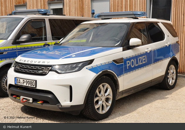 BA-P 9980 - Land Rover Discovery - FuStW