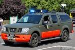 Diekirch - Armée - Service de Déminage - KDF