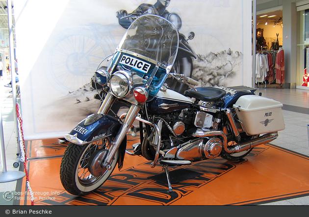 Harley Davidson Duo Glide - unbekannt - KRad